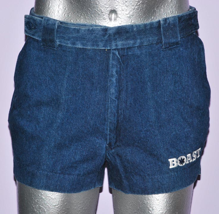 BOAST DENIM SHORT