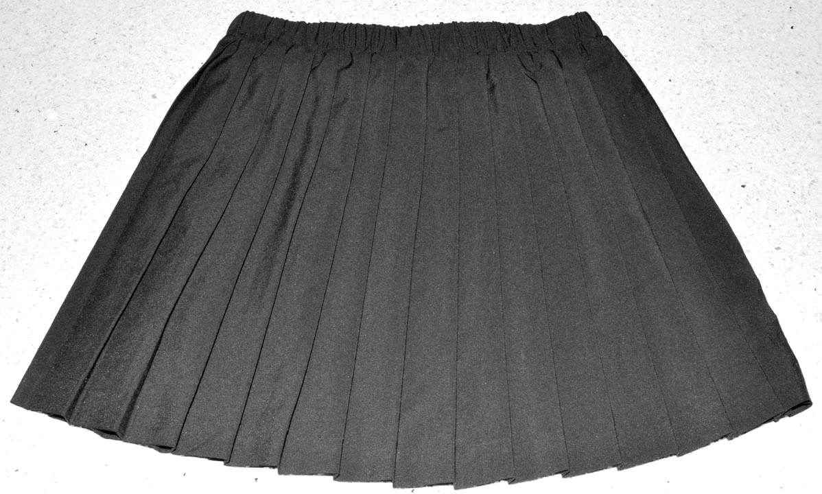 Leejay Pleated Skirt