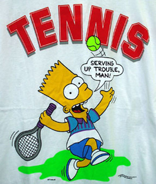 BART SIMPSON TEE SHIRT