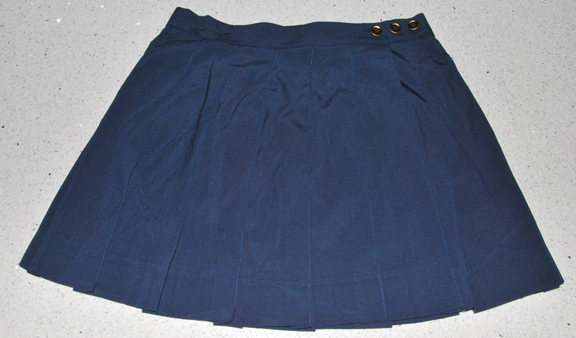 Cycle Venture Pleated Skirt