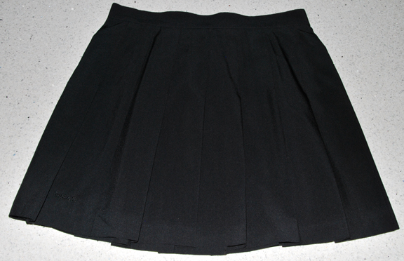 Head Pleated Skirt