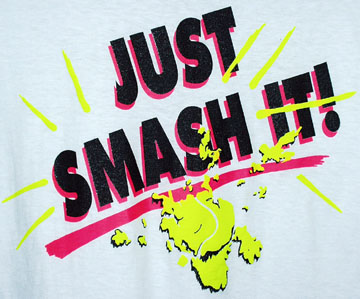 SMASH IT TEE SHIRT